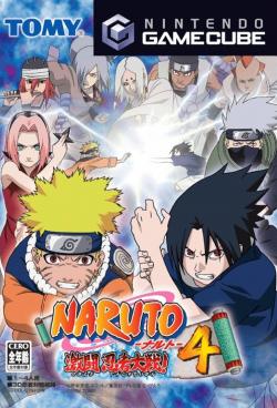 Naruto: Gekitou Ninja Taisen 4 - Naruto: Wiki of Ninja