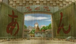 Hidden Leaf Village: Main Gate - Naruto: Wiki of Ninja