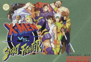 X Men Vs Street Fighter Super Fighting Wiki
